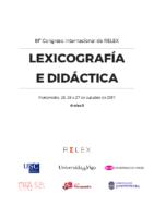 III Congreso Internacional RELEX. Libro de resumos