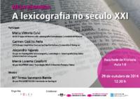 II Workshop RELEX. A lexicografía no século XXI