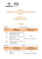 Programa Workshop Prototipos léxicos: ontologías lingüísticas y generación automática